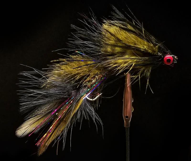 Big Sky Anglers Featured Fly – Miller's Dirty Dumpster