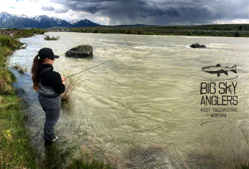 Big Sky Anglers Weekly Fishing Report – May 31, 2018