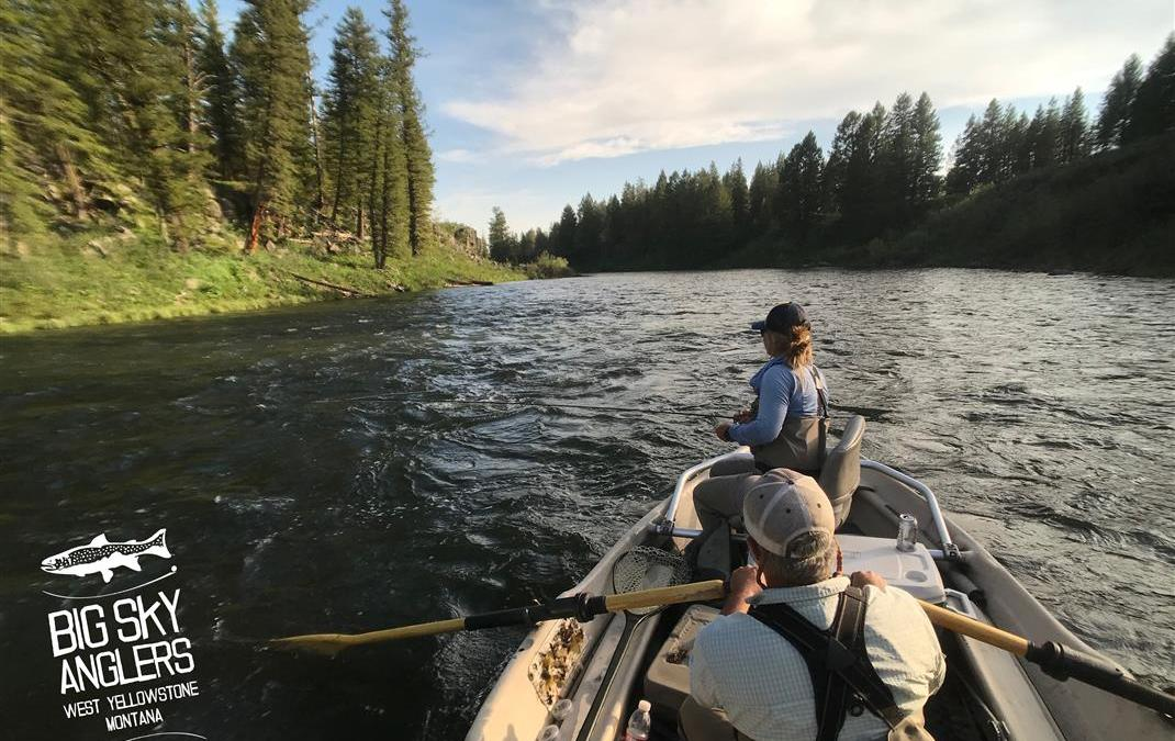 Big Sky Anglers Weekly Fishing Report — June 14, 2018