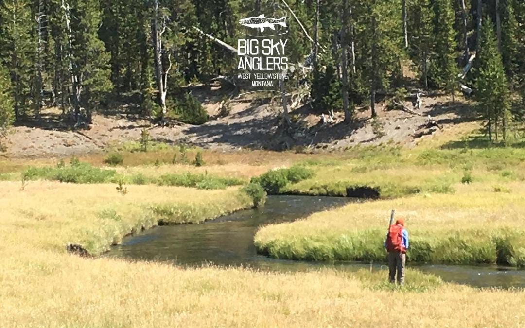 Big Sky Anglers Weekly Fishing Report – 08/30/2018