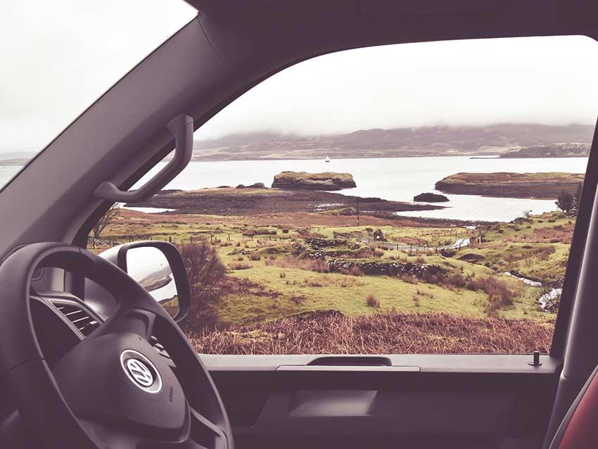 Lochs of Scotland - Campervan Rentals