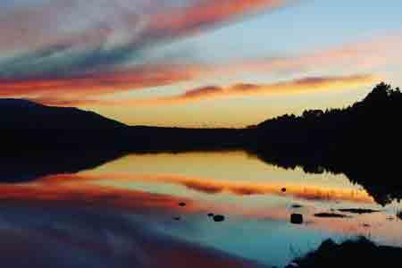 Loch Morlich - Glenmore Campsite