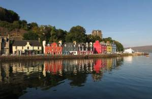 Our suggested Scottish road trip maps will take you to places like Tobermory
