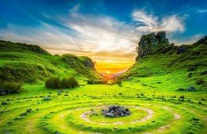 Campervan Road Trip - Isle of Skye Scotland