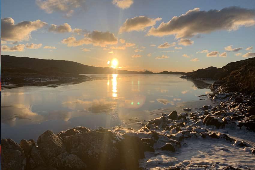 Scottish island hopping holidays lakes