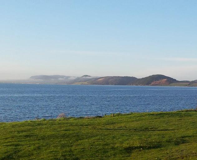 Fortrose Bay