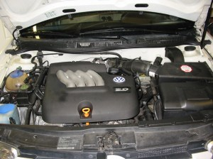 VWVortex  DIY: Replacing driver side coolant flange on a MKIV Jetta 8v 2o?
