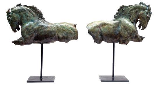 Sandy Scott sculpture