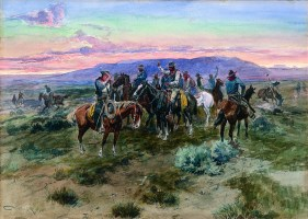 """Scattering the Riders"" 