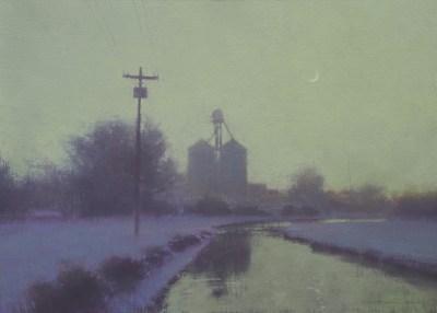 "Brent Cotton | ""Daybreak, Somewhere in Montana"""