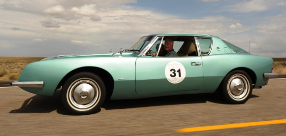 1963 Avanti R2, not your father's Studebaker. Photo by Will Brewster