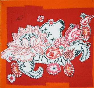 """""""Color Sketch 1"""" 
