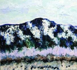 """Beaverhead Angus #14"" | Oil | 54"" x 60"""
