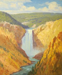 """Lower Falls"" 