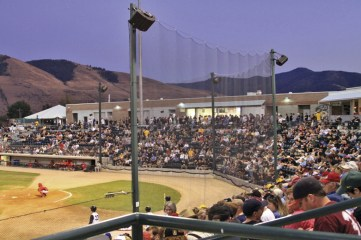 The four teams play significant roles in their towns by providing family entertainment, contributing to the cities' economic development, and allowing a glimpse into America's pastime — baseball. Photo courtesy of Missoula Osprey