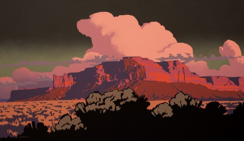 """The Mighty Mesa"" 