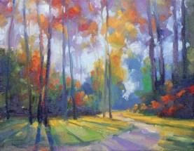 """Simply Trust"" | David Mensing | Oil on Canvas | 11"" x 14"""