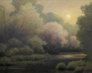 """Springtime Rhapsody"" | Oil | 24 x 30 inches"