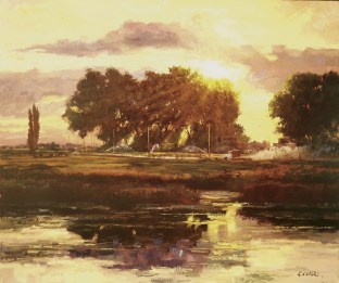 """Summer Morning"" 