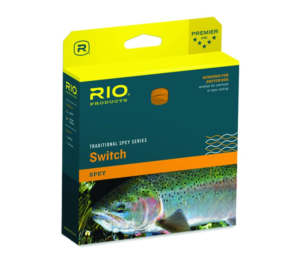 Switch Chucker Line by RIO
