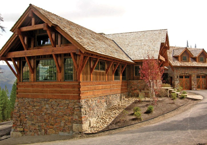 Bitterroot Timber Frames and Millwork