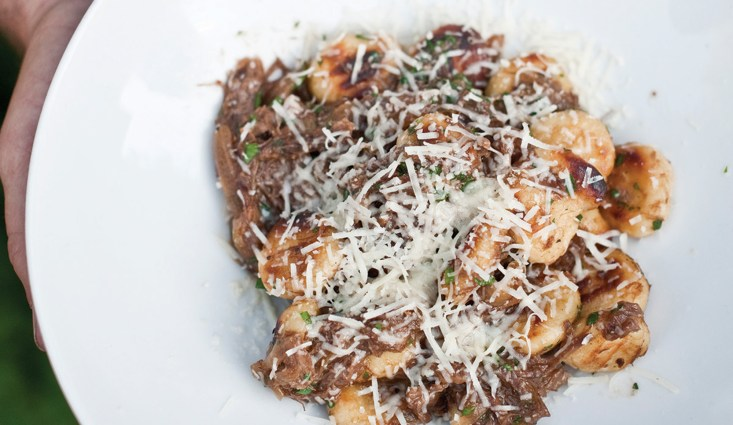 The most recent preparation of housemade gnocchi is a staple on the Lilac menu.