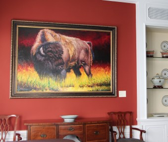 """Spirit of the Bison"" 