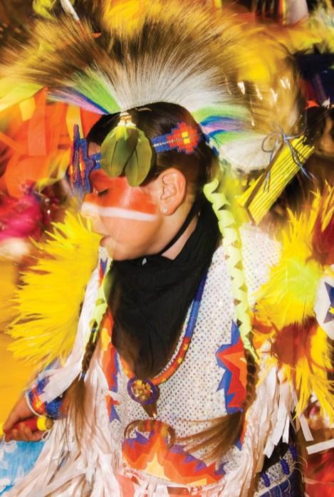 Dance the Powwow Trail | Photo by Ben Pierce
