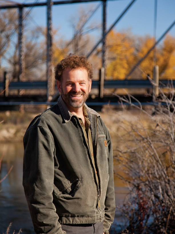 Jefferson River Canoe Trail founder Tom Elpel has been instrumental in promoting recreation and preservation along the river corridor.