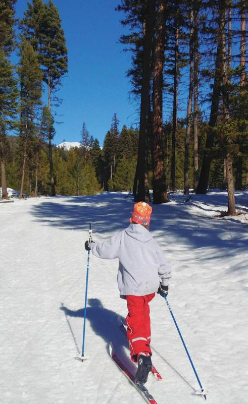 The Seeley Lake Nordic Center is one of the best kept ski secrets in Montana.