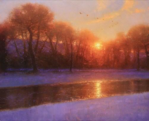 "Brent Cotton | ""Morning on the Missouri"""