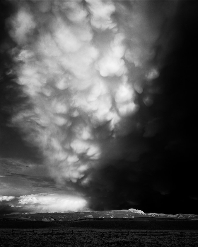 """Thundercloud, Sheep Mountain"" 