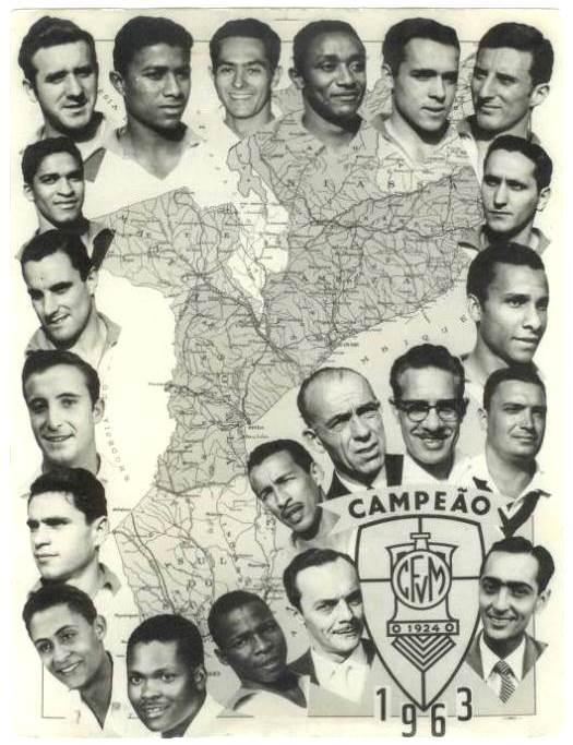 CFM futebol 1963