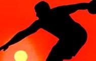 """Atletismo: Lançadores masculinos - """"Nambauane"""" de Victor Pinho"""