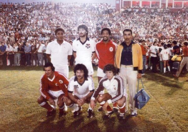 LASA x Benfica-Moz