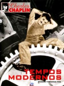 Charlie Chaplin - Tempos Modernos