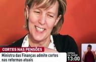 MARIA LUÍS ALBUQUERQUE E A REFORMA DOS ACTUAIS PENSIONISTAS -