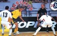 Estrelas de Moçambique (20) –Faruk Ismael – Futsal