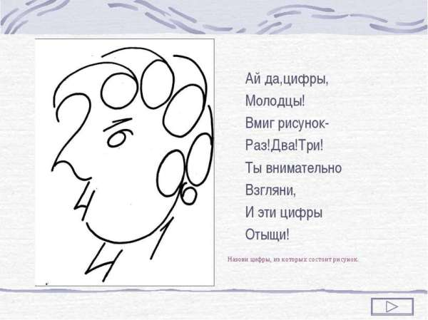 Презентация quotЦифры в картинкахquot скачать бесплатно