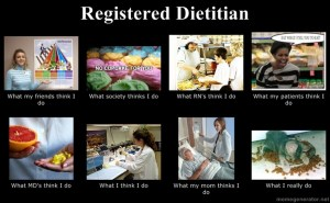 what dietitians do funny