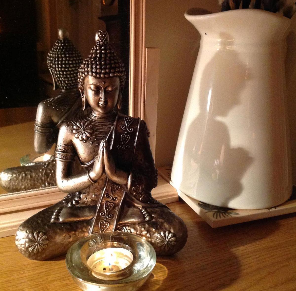 Meditator Goddess