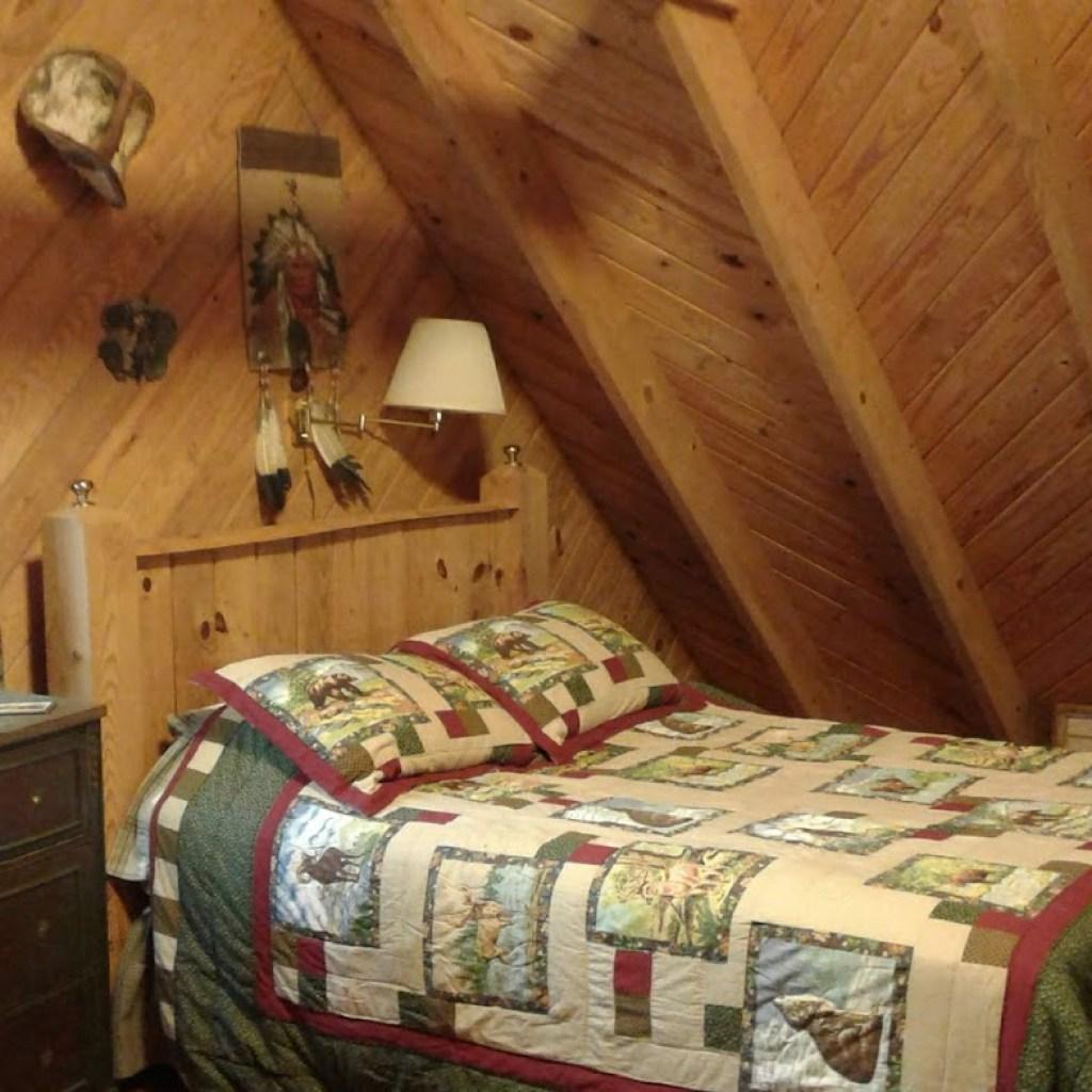 Open Loft bed 2