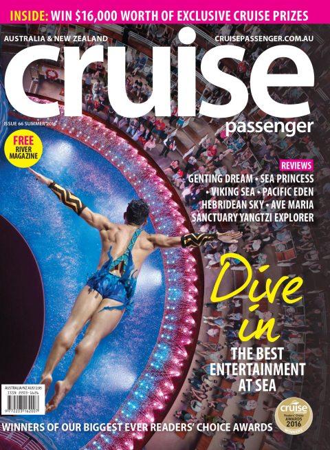 Cruise Passenger