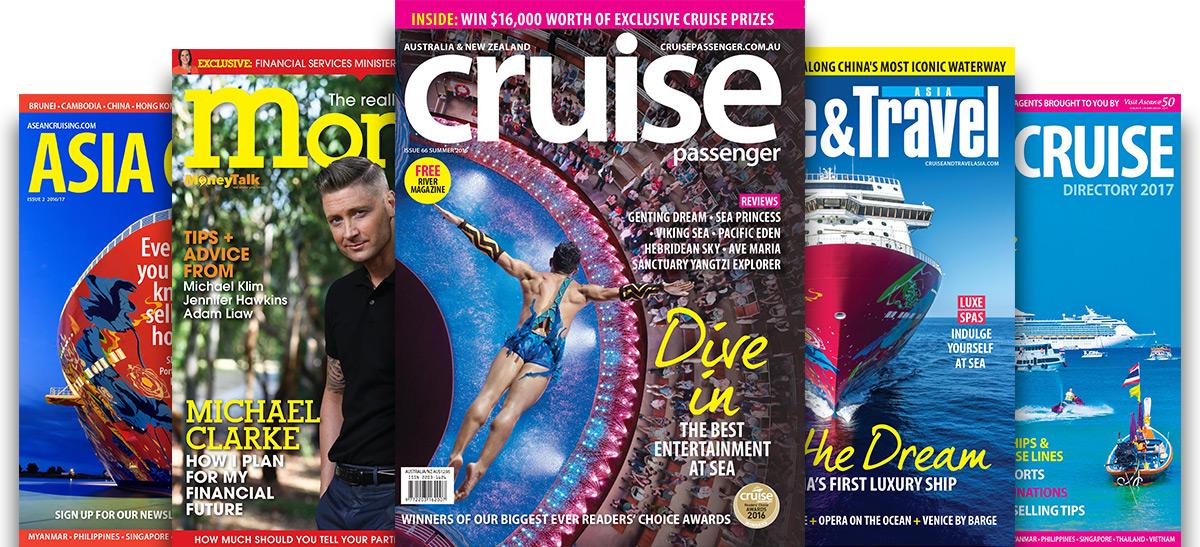 Magazines 2017