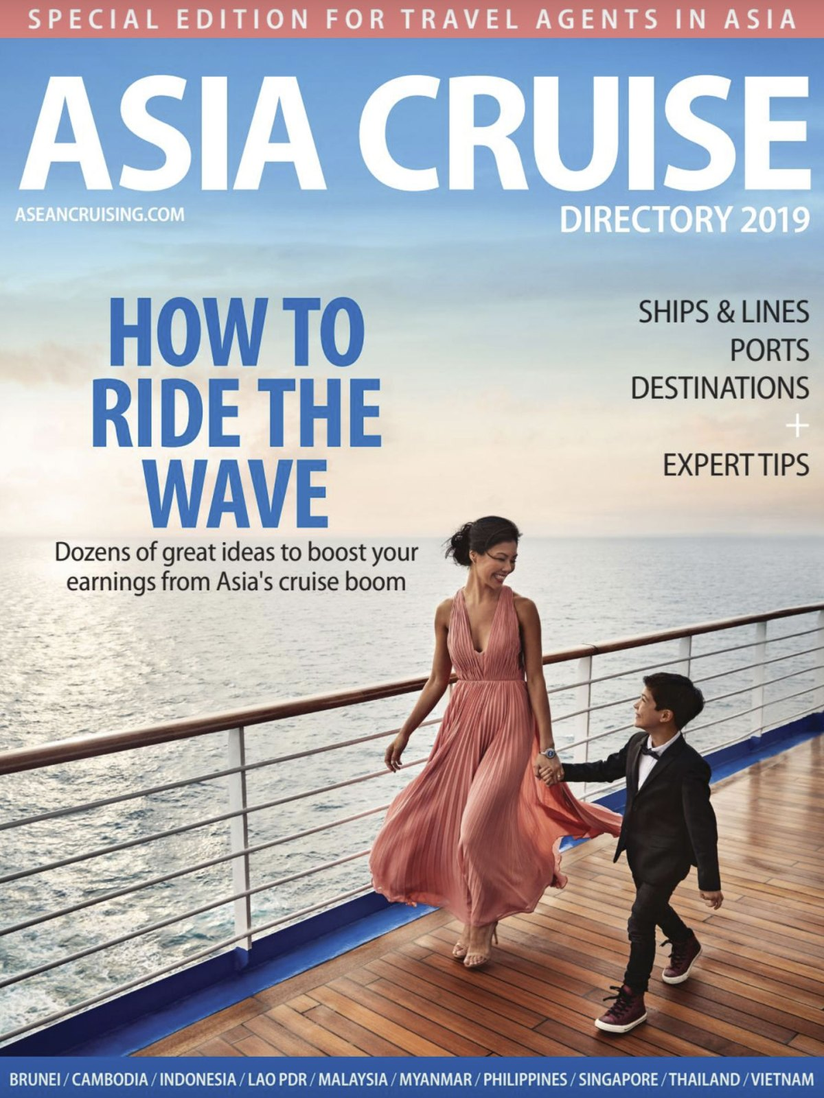 Asia Cruise Directory 2019