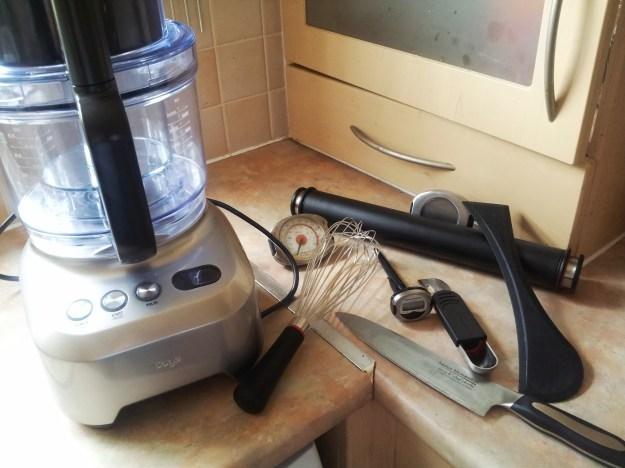 heston blumenthal kitchen gadgets
