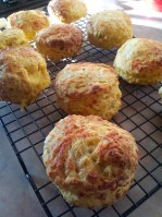 ultimate cheese scones