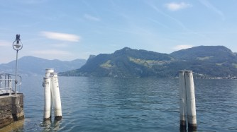 Lake Lucerne from Hergiswil