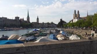 Zurich is pretty