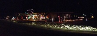 Steve Wandersee: 2nd Place in Resident Decorating Contest